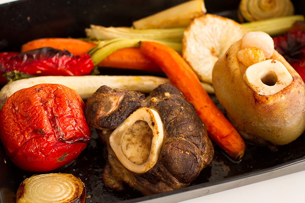 roasted ingredients