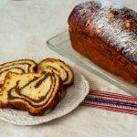 romanian cozonac recipe with walnut filling