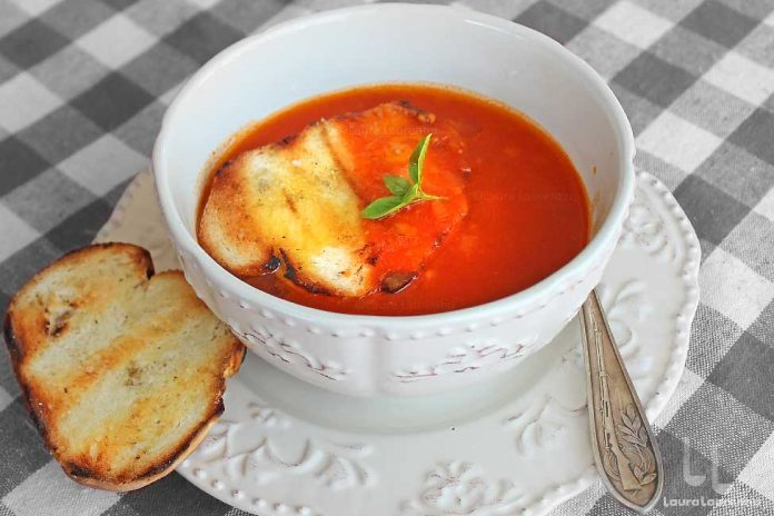 tomato soup recipe vegan recipe for tomato soup