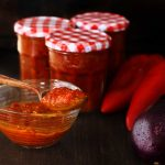 zacusca recipe romanian canned vegetable spread zacusca recipe step by step lutenitsa recipe